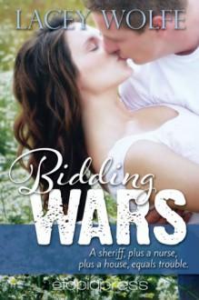 Bidding Wars (Love Strikes Book 1) - Lacey Wolfe