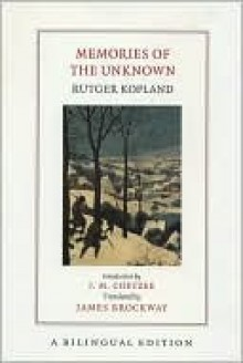 Memories Of The Unknown - Rutgers Kopland