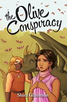 The Olive Conspiracy (Mangoverse Book 4) - Shira Glassman,Caroline C,Jane Dominguez,Jaymi Lynn