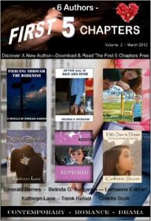 First 5 Chapters - Volume 2 - Lorhainne Eckhart, Belinda G. Buchanan, Emerald Barnes, Collette Scott, Tarek Refaat, Katheryn Lane