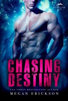 Chasing Destiny (Silver Tip Pack Book 2) - Megan Erickson