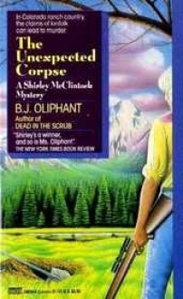 The Unexpected Corpse - B.J. Oliphant