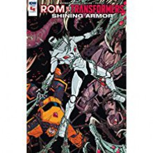 Rom vs. Transformers: Shining Armor #4 - Alex Milne,Christos Gage,John Barber