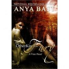 Fury (Otherkin, #1) - Anya Bast