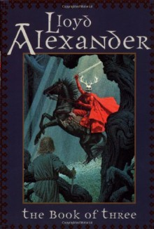The Book of Three (The Prydain Chronicles #1) - Lloyd Alexander