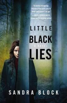 Little Black Lies - Sandra Block