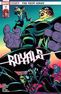 Royals (2017-) #11 - Kevin Libranda,Al Ewing,Javier Rodriguez