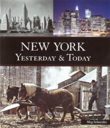 New York Yesterday & Today - Meg Schneider