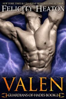 Valen - Felicity E. Heaton