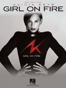 Alicia Keys - Girl on Fire Songbook - Alicia Keys