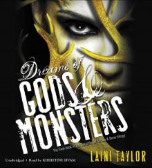 Dreams of Gods & Monsters - Laini Taylor, Kristin Hvam