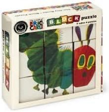 Eric Carle Block Puzzle - Mudpuppy/Galison