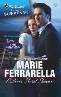 Colton's Secret Service - Marie Ferrarella