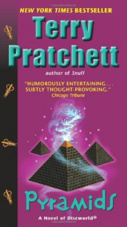 Pyramids: A Novel of Discworld - Terry Pratchett