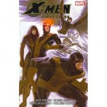 X-Men First Class, Volume 2 - Jeff Parker, Roger Cruz, Colleen Coover