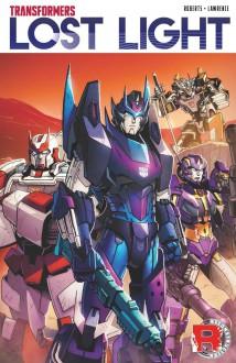 Transformers: Lost Light Volume 1 - James Roberts