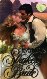 Stryker's Bride - Joyce Adams