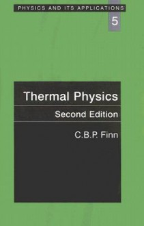 Thermal Physics - C.B.P. Finn