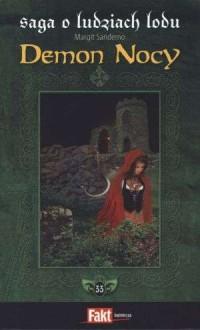 Demon nocy - Margit Sandemo