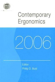 Contemporary Ergonomics - Philip D. Bust