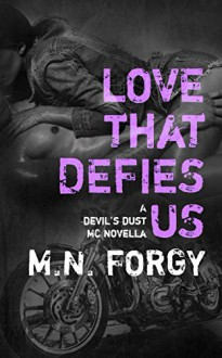Love That Defies Us (The Devil's Dust) - M.N. Forgy