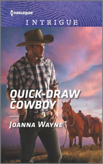 Quick-Draw Cowboy (The Kavanaughs) - Joanna Wayne