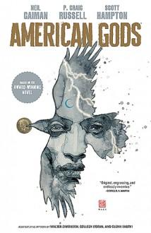 American Gods Volume 1: Shadows (Graphic Novel) - Neil Gaiman,Scott Hampton,Walt Simonson,P. Craig Russell,P. Craig Russell
