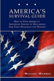 America's Survival Guide - Michael Warren