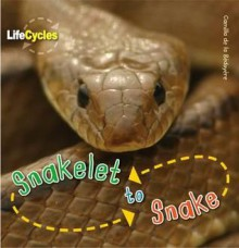 Snakelet to Snake: by Camilla de la Bedoyere - Camilla De la Bédoyère