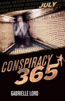 Conspiracy 365 July - Gabrielle Lord
