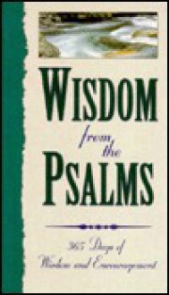 Wisdom from the Psalms-Hb - Various