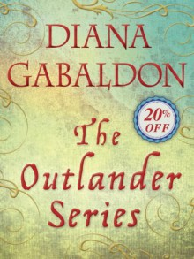 The Outlander Series 7-Book Bundle: Outlander, Dragonfly in Amber, Voyager, Drums of Autumn, The Fiery Cross, A Breath of Snow and Ashes, An Echo in the Bone - Diana Gabaldon