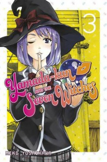 Yamada-kun and the Seven Witches 3 - Miki Yoshikawa