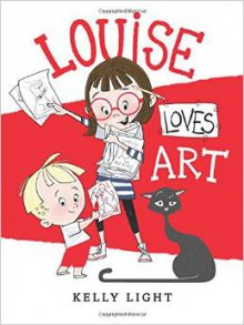 Louise Loves Art - Kelly Light