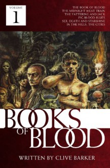 The Books of Blood - Volume 1 - Clive Barker
