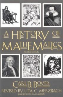 A History of Mathematics, Second Edition - Carl B. Boyer, Isaac Asimov