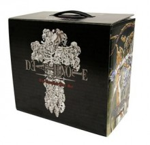 Death Note Box Set - Tsugumi Ohba, Takeshi Obata