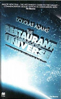 The Restaurant at the End of the Universe - Douglas Adams