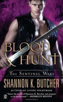 Blood Hunt - Shannon K. Butcher