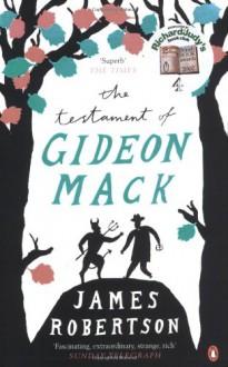 The Testament of Gideon Mack - James Robertson