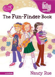 The Fun-Finder Book: It's a God Thing! - Lyn Boyer-Nelles