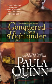 Conquered by a Highlander (Children of the Mist #4) - Paula Quinn