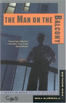 The Man on the Balcony - Alan Blair, Per Wahlöö, Maj Sjöwall