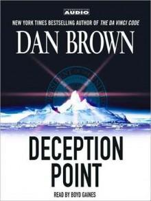 Deception Point (Audio) - Dan Brown, Boyd Gaines