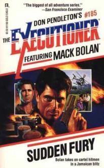 Sudden Fury - Mike Linaker, Don Pendleton