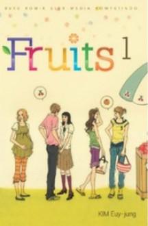 Fruits vol. 01 - KIM Euy-jung