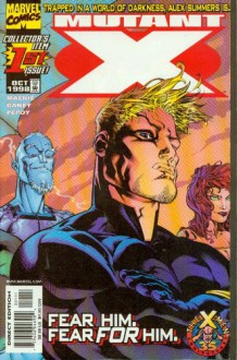 Mutant X (Variant Cover); Vol. 1 No. 1; Oct. 1998 - Howard Mackie
