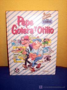 Pepe Gotera y Otilio (Gran festival del cómic, #4) - Francisco Ibáñez