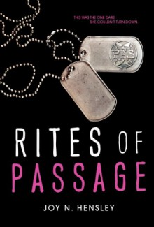 Rites of Passage - Joy Hensley
