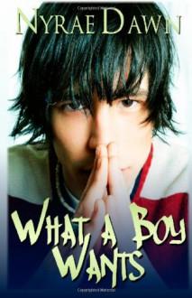 What a Boy Wants - Nyrae Dawn